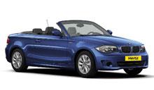 BMW Series 1 Convertible