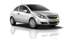 Opel Corsa Cargo Van