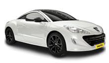 Peugeot Coupe RCZ